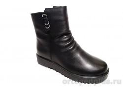 Ботинки женские RJ032-050 черный