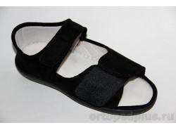 Обувь ортопедическая малосложная LM-401 черный