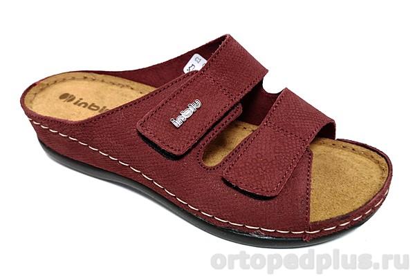 Комфортная обувь Туфли женские 06-3A Б красный