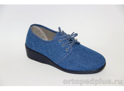 Туфли женские 183_19008_805 синий
