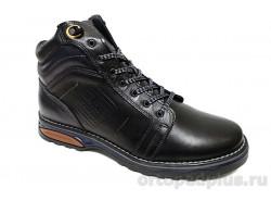 Ботинки мужские 2011 Стронг черный/синий
