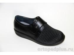 Туфли 241120 черный