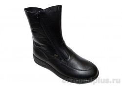 Ботинки жен. 25016-2 черный
