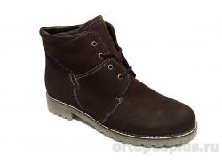 Ботинки жен. 3072-3 коричневый