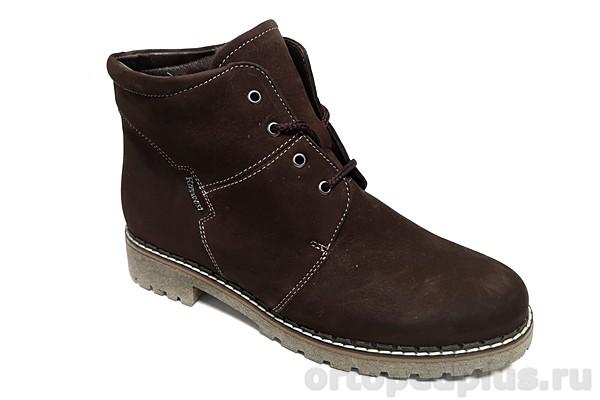 Комфортная обувь Ботинки жен. 3072-3 коричневый