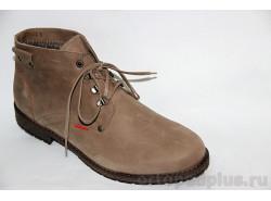 Ботинки мужские 4008-3 песок зимние