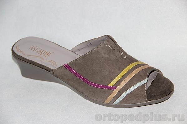 Комфортная обувь Босоножки жен. 6400 корич.