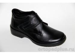 Ботинки женские 685-2 черный