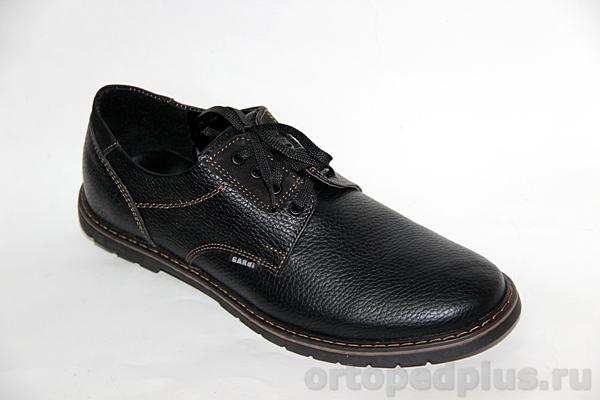 Комфортная обувь Туфли мужские 8-2 шН черный