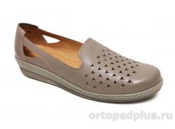 Женские туфли 814648-8 серый