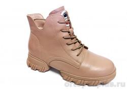 Ботинки женские 97001-123 бежевый