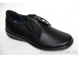 П/ботинки мужские 976 черный