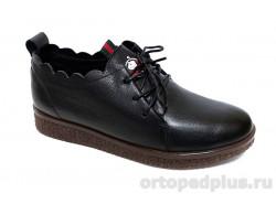 Туфли женские 99802-1-75 черный