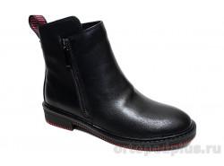 Ботинки DLW22-LM1-5009-2 черный