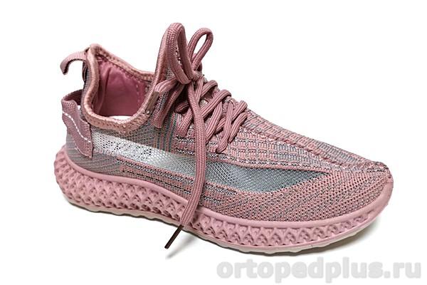 Комфортная обувь Кроссовки EG21305-01-16TT розовый
