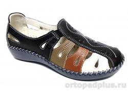 Туфли MA8291-1 черный