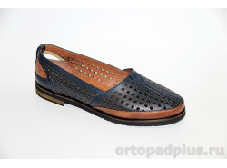 Туфли летние R4159 т.синий