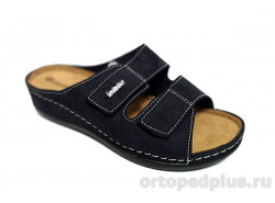 Туфли женские 06-3A Б синий