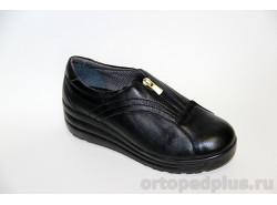 Туфли 17-005 черный