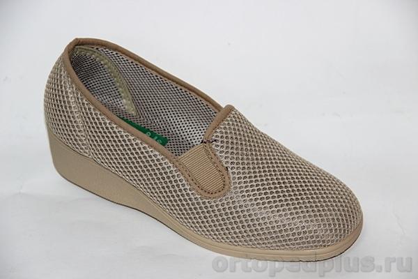 Комфортная обувь Туфли женские 183_11008_400