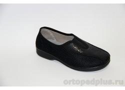 Туфли женские 183_115210_001 черный