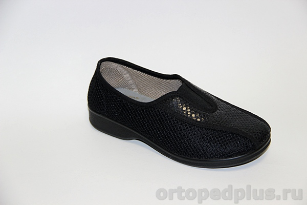 Комфортная обувь Туфли женские 183_115210_001 черный