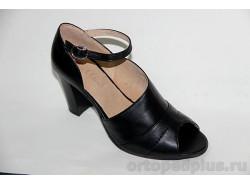Туфли женские 19-055/1 черн