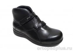 Ботинки жен. 190222 черный