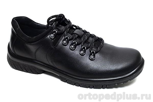 Комфортная обувь П/ботинки мужские 5112 черный