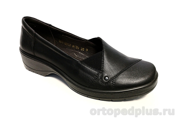 Комфортная обувь Туфли женские 6170 черный