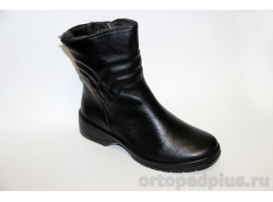 Ботинки зимние женские 690 черный