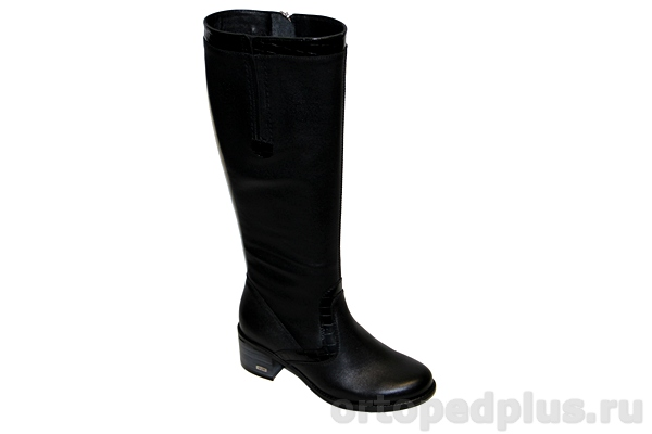 Сапоги женские евро 871-4 черный