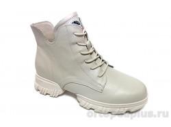 Ботинки женские 97005-123 молочный