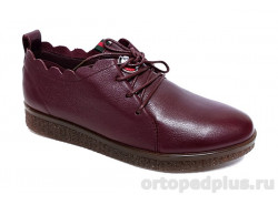 Туфли женские 99802-75 бордовый