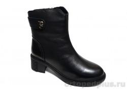 Ботинки DOW22-LM1-M129502-1 черный