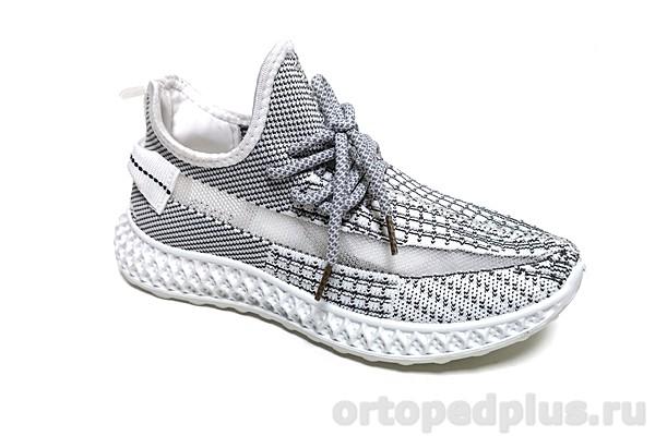 Комфортная обувь Кроссовки EG21305-01-36TT белый/черный