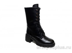 Ботинки женские P355-052 черный