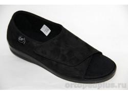 Туфли текстильные MR 512 T44 черный