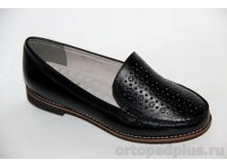 Туфли летние женские W13407 черный