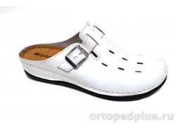 Туфли женские 06-4A белый