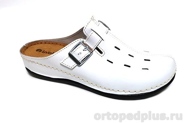 Комфортная обувь Туфли женские 06-4A белый