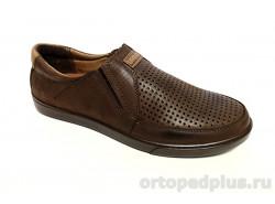 Туфли мужские 1011 рыжий