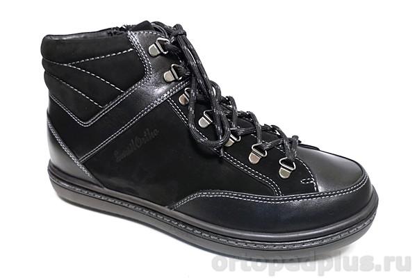 Комфортная обувь Ботинки 190336 черный