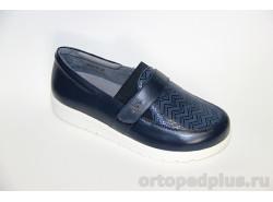 Туфли жен. 231112 синий
