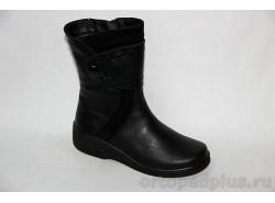 Ботинки женские 631-2 черный