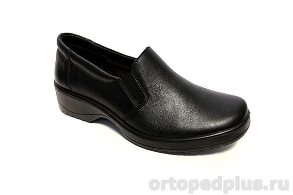 Комфортная обувь Туфли женские 6171 черный