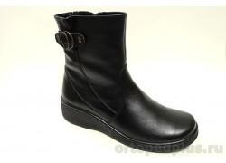 Ботинки зимние женские 633 черный
