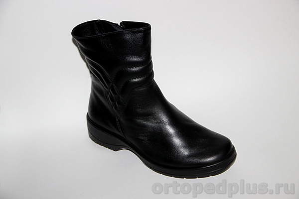Комфортная обувь П/сапоги женские 690-2 черный