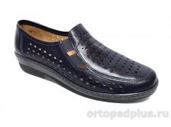 Женские туфли 814640-4 синий