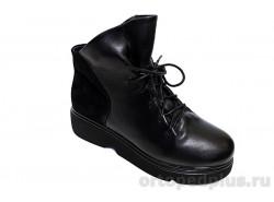 Ботинки жен. EV19815-03-1KB черный